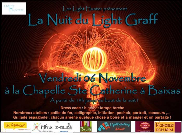 Nuit du Ligth Graff