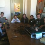 Take It's News : Atelier Radio à Ponteilla