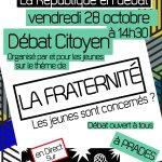La République en Débat à Prades le 28 octobre !