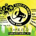 Ne ratez pas Take it's news weekend !