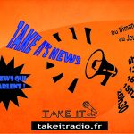 [PODCAST] Take It's News – Désertival 2018