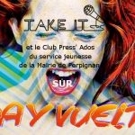 Take it Radio et le Club Press' Ado en direct d'Ida y Vuelta