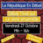 [PODCAST] La République En Débat : Débat vivre ensemble